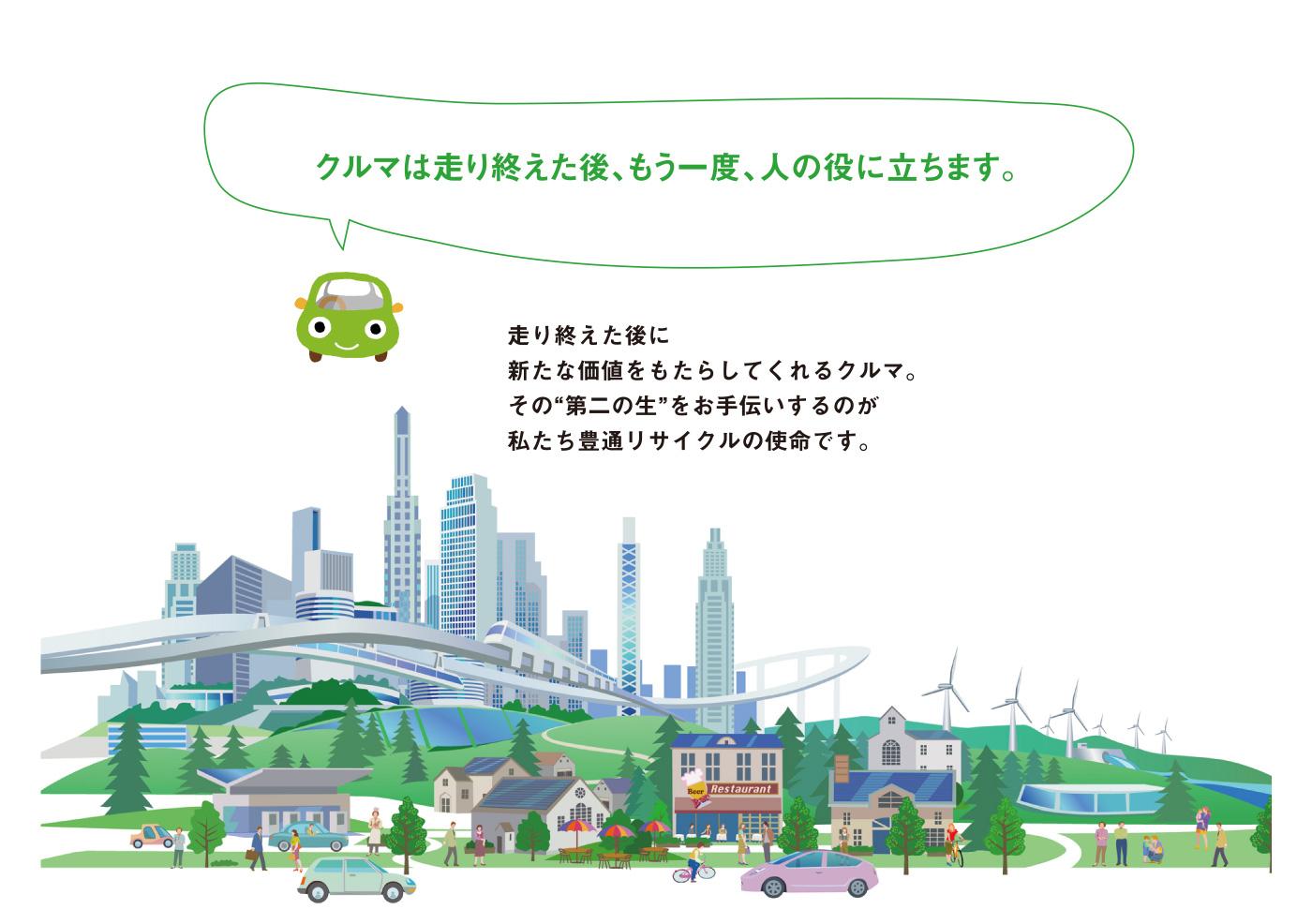 豊通リサイクル株式会社